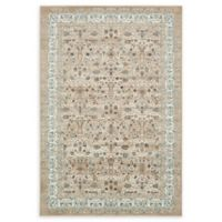Unique Loom Coronado Cambridge 7' x 10' Power-Loomed Area Rug in Taupe