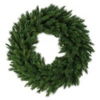 Northlight 48-Inch Lush Mixed Pine Wreath