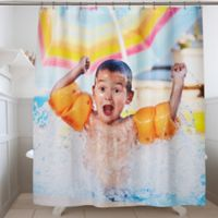 Photo Shower Curtain
