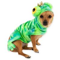 SimplyDog Extra Small / Small Frog Prince Costume