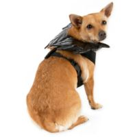 SimplyDog Extra Small Bat Wings Costume