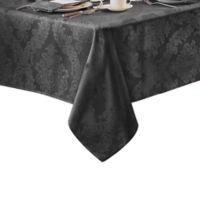 Barcelona Damask 52-Inch x 70-Inch Oblong Tablecloth in Grey