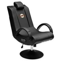MLB San Francisco Giants Gaming Chair 100 Pro with Bluetooth in Black