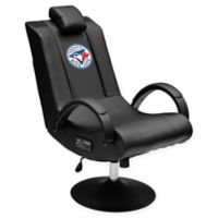 MLB Toronto Blue Jays Gaming Chair 100 Pro with Bluetooth in Black