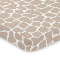 Sweet Jojo Designs Giraffe Mini Crib Sheet