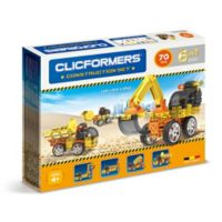 Clicformers® 70-Piece Construction Building Set