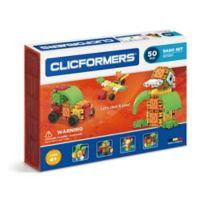 Clicformers® 50-Piece Basic Building Set