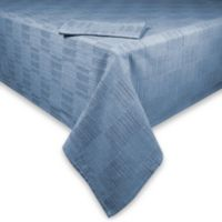 Dansk® Matera 60-Inch x 102-Inch Tablecloth in Denim