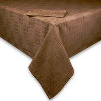 Dansk® Matera 60-Inch x 120-Inch Tablecloth in Bark