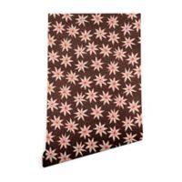 Deny Designs Sharon Turner Sema 2-Foot x 10-Foot Wallpaper in Brown