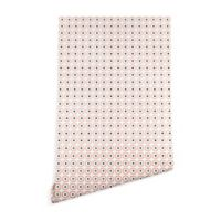 Deny Designs Caroline Okun Chatham 2-Foot x 8-Foot Wallpaper in Pink