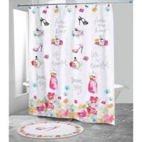 Avanti Dream Big 54-Inch x 72-Inch Shower Curtain