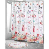 Avanti Dream Big 72-Inch x 84-Inch Shower Curtain