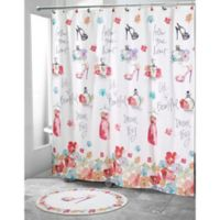 Avanti Dream Big 72-Inch x 96-Inch Shower Curtain