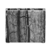 Pantera Marble Toothbrush Holder in Black