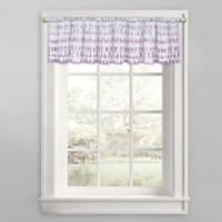 Raindance Window Valance in Purple