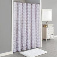 Lummi 54-Inch x 78-Inch Shower Curtain in Lilac
