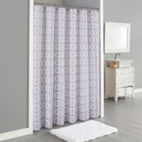Lummi 72-Inch x 96-Inch Shower Curtain in Lilac