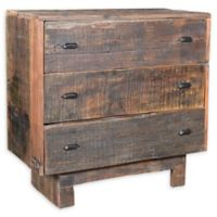 Moe's Home Collection Klondike 3-Drawer Chest