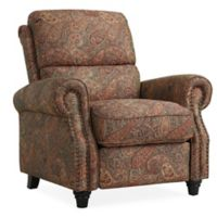ProLounger® Push Back Recliner in Paisley