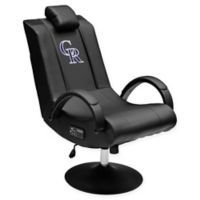 MLB Colorago Rockies Alternate Logo Gaming Chair 100 Pro