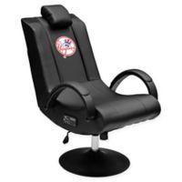 MLB New York Yankees Alternate Logo Gaming Chair 100 Pro