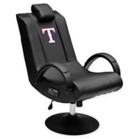 MLB Texas Rangers Alternate Logo Gaming Chair 100 Pro