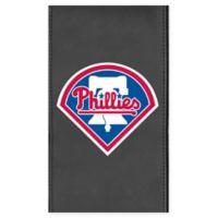 MLB Philadelphia Phillies Faux Leather Logo Panel