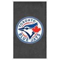 MLB Toronto Blue Jays Faux Leather Logo Panel