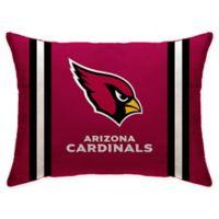 NFL Arizona Cardinals Plush Standard Bed Pillow