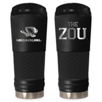 University of Missouri Stealth 24 oz. Powder Coated Stealth Draft Tumbler