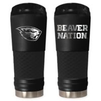 Oregon State University Stealth 24 oz. Powder Coated Stealth Draft Tumbler