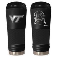 Virginia Tech Stealth 24 oz. Powder Coated Stealth Draft Tumbler