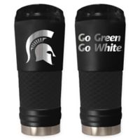 Michigan State University Stealth 24 oz. Powder Coated Stealth Draft Tumbler