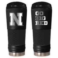 University of Nebraska Stealth 24 oz. Powder Coated Stealth Draft Tumbler