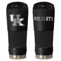 University of Kentucky Stealth 24 oz. Powder Coated Stealth Draft Tumbler