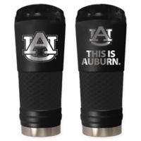 Auburn University Stealth 24 oz. Powder Coated Stealth Draft Tumbler
