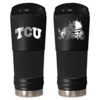 Texas Christian University Stealth 24 oz. Powder Coated Stealth Draft Tumbler
