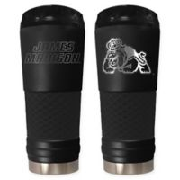 James Madison University Stealth 24 oz. Powder Coated Stealth Draft Tumbler