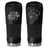 Oklahoma State University Stealth 24 oz. Powder Coated Stealth Draft Tumbler