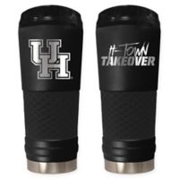 University of Houston Stealth 24 oz. Powder Coated Stealth Draft Tumbler