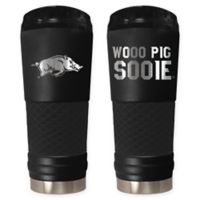 University of Arkansas Stealth 24 oz. Powder Coated Stealth Draft Tumbler