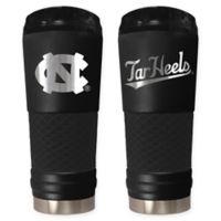 University of North Carolina Stealth 24 oz. Powder Coated Stealth Draft Tumbler