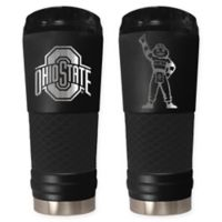 Ohio State University Stealth 24 oz. Powder Coated Stealth Draft Tumbler