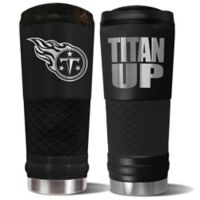 Houston Texans 24 oz. Powder Coated Stealth Draft Tumbler