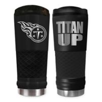 Tennessee Titans 24 oz. Powder Coated Stealth Draft Tumbler