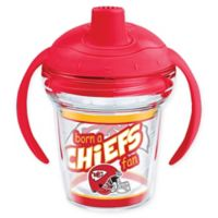Tervis® NFL Kansas City Chiefs Born a Fan 6 oz. Sippy Cup with Lid