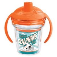 Tervis® NFL Miami Dolphins Born a Fan 6 oz. Sippy Cup with Lid