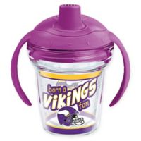 Tervis® NFL Minnesota Vikings Born a Fan 6 oz. Sippy Cup with Lid
