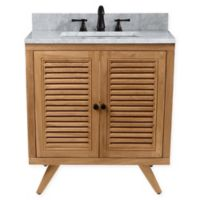 Avanity™ Harper 31-Inch Freestanding Single Bathroom Vanity in Natural Teak